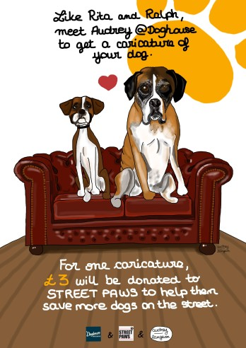 rita-dogs-charity-project-audrey-langevin-poster